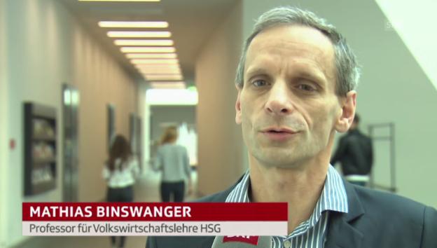 Video «Quote von Prof. Mathias Binswanger» abspielen