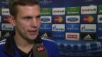 Video «Fussball: Interview mit Fabian Frei» abspielen