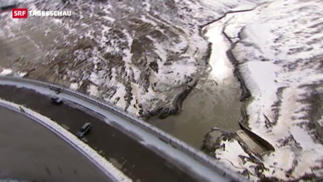 Nicht alle Schweizer Staudämme sind sicher