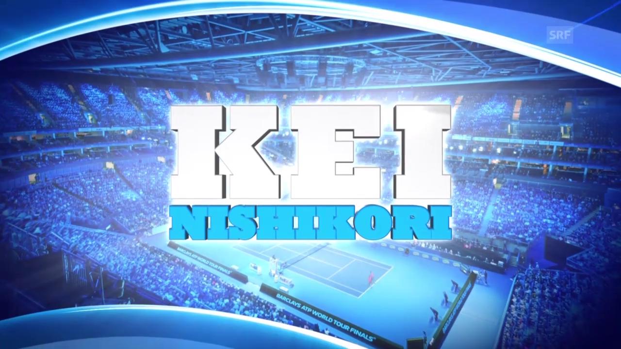 Tennis: ATP Finals, Profil Kei Nishikori