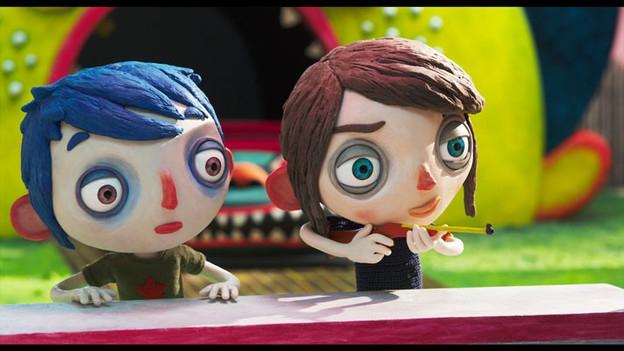 Schweizer Animationsfilm – eine Zucchini erobert die Romandie
