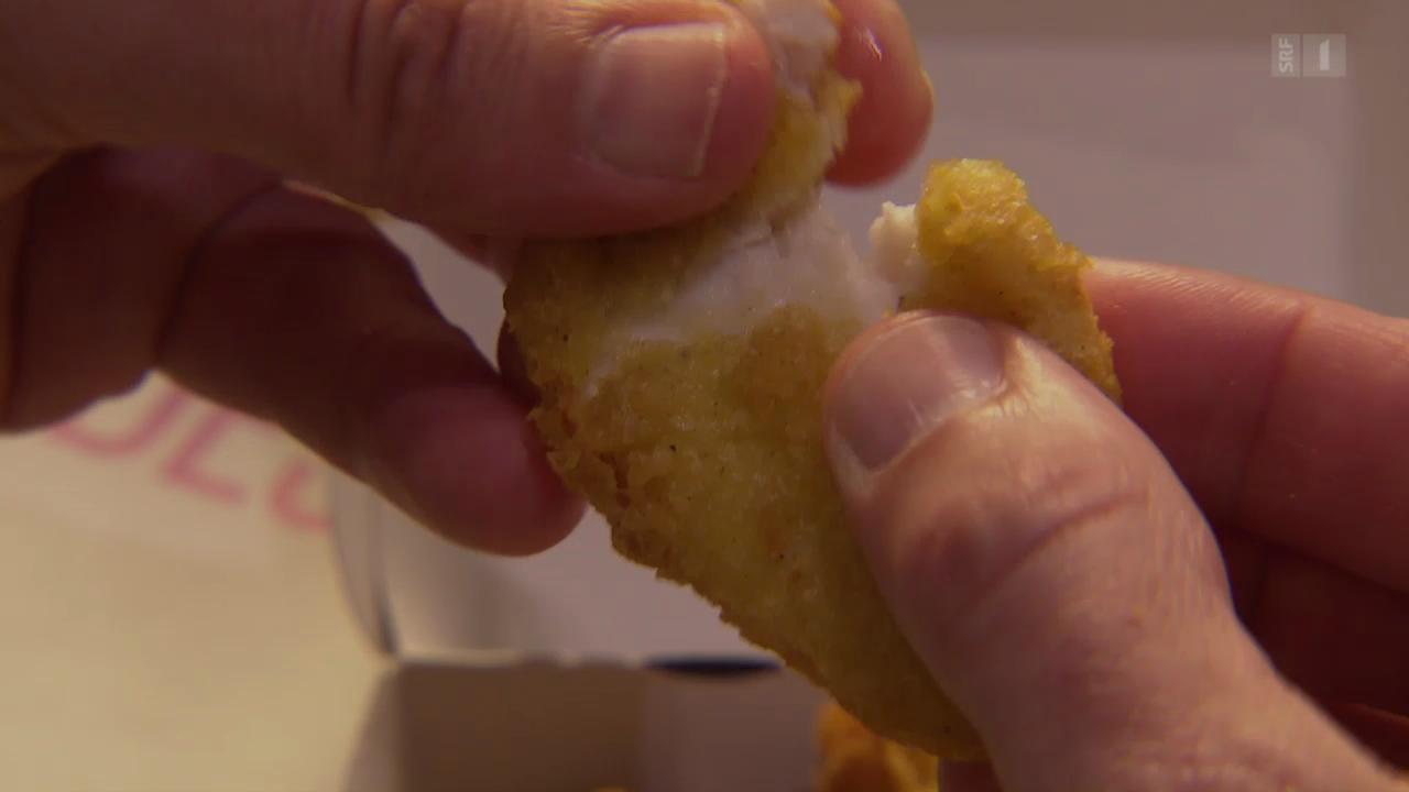 Chicken Nuggets im Test: Viel Panade und wenig Fleisch