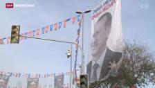 Video «Spannung in der Türkei» abspielen