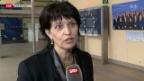 Video «Schritt Richtung Energieabkommen mit der EU» abspielen