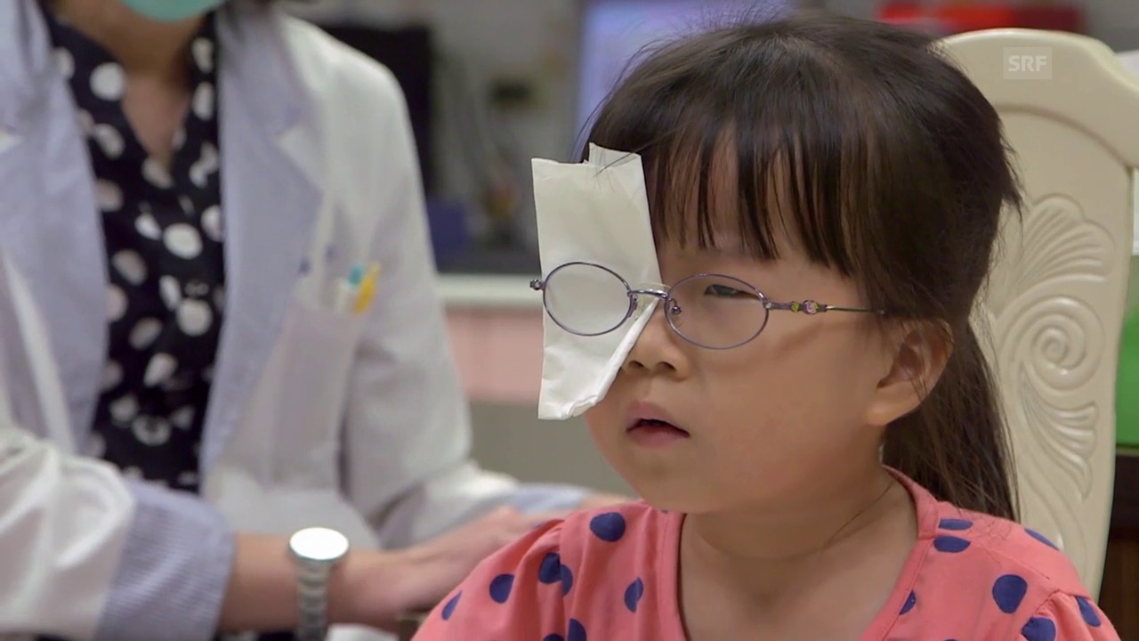Epidemie Kurzsichtigkeit