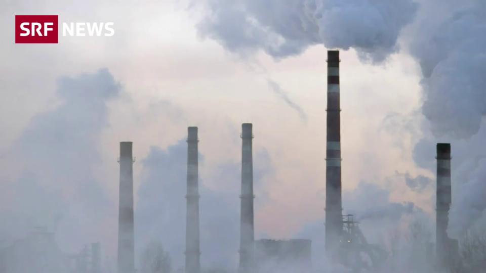 Archiv: Luftverschmutzung kostet 7 Millionen Menschen das Leben