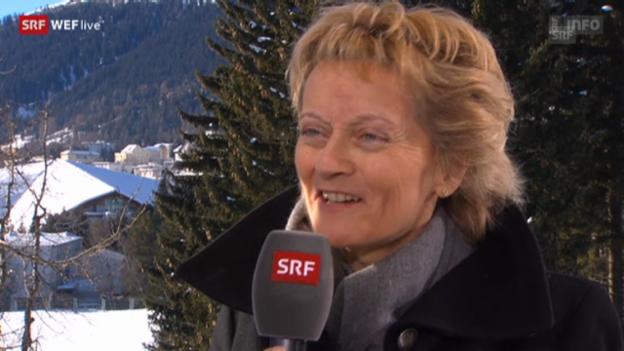 Video «Eveline Widmer-Schlumpf, Finanzministerin» abspielen