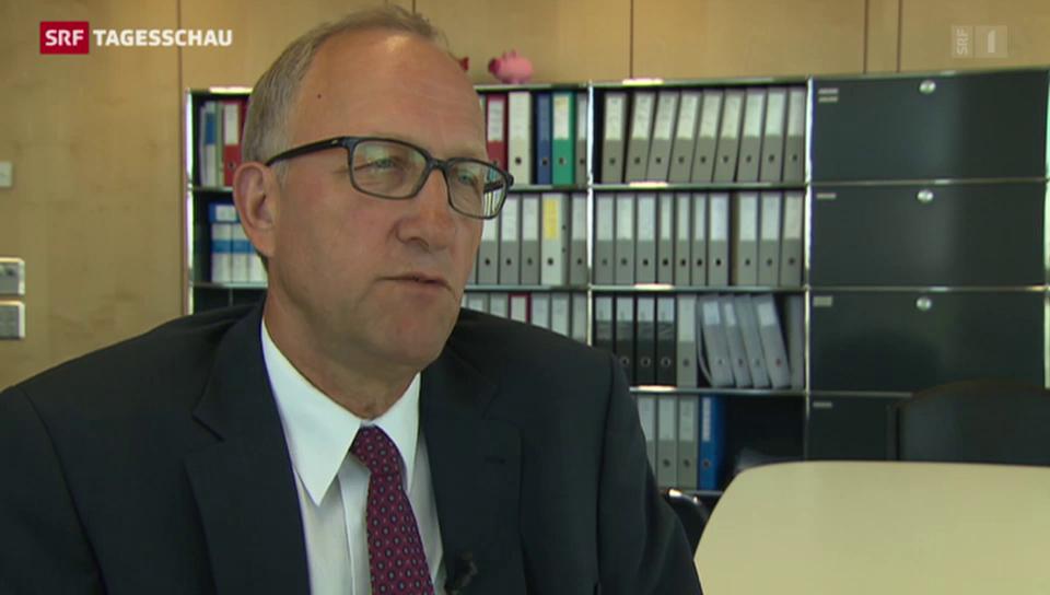 Einschätzung von Peter Hegglin, Finanzdirektorenkonferenz