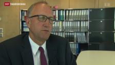 Video «Einschätzung von Peter Hegglin, Finanzdirektorenkonferenz» abspielen