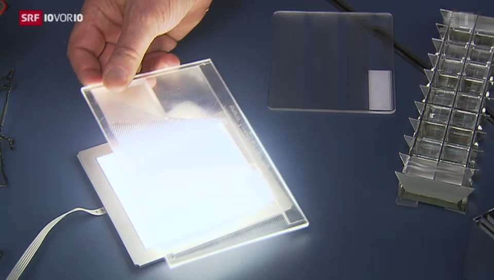 Wie funktioniert die OLED-Technologie?
