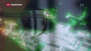 Video «Experten gegen Hacker-Angriffe» abspielen