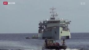 Video «Abschreckung – Australiens Asylpolitik» abspielen