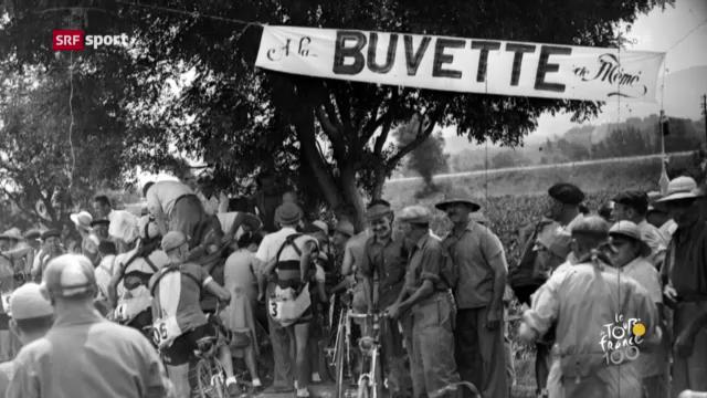Serie 100. Tour de France: Die Wasserträger