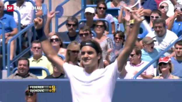 Video «Federer» abspielen