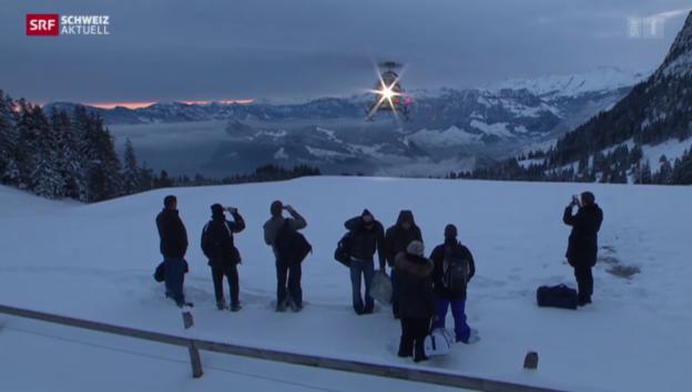 Video «Schweiz aktuell vom 26.01.2015» abspielen