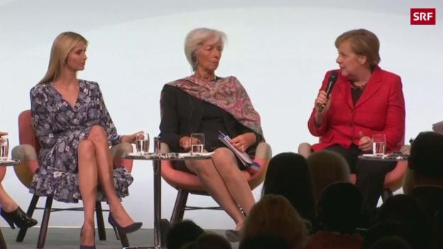 Video «Ist Merkel Feministin?» abspielen