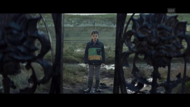 Video «Trailer «A Monster Calls»» abspielen