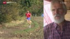 Video «Waffenlauf: Albrecht Moser, der Star der 80er Jahre» abspielen