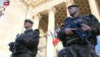 Video «Frankreich bringt neues Geheimdienst-Gesetz auf den Weg» abspielen
