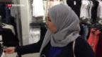 Video «Muslimische Mode in Frankreich» abspielen