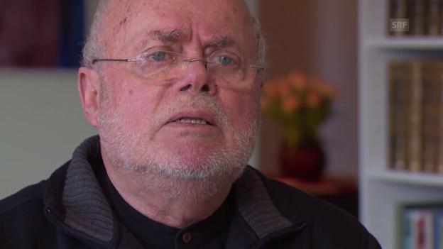 Video «Altphilologe Manfred Schlapp über Andreas Thiel» abspielen