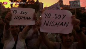 Video «Ankläger von Argentiniens Präsidentin ist tot» abspielen