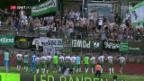 Video «Der FCSG mit glücklichem Sieg» abspielen