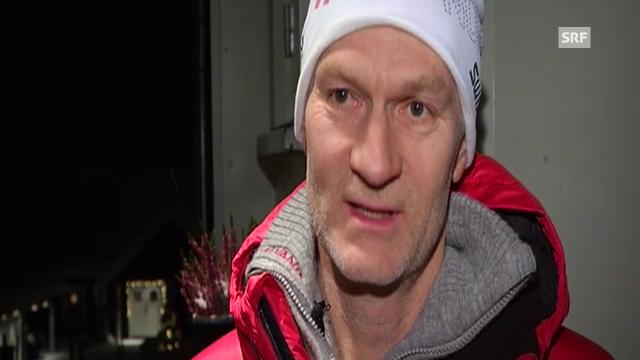 Norwegens Langlauf-Arzt Dag Lunder über Marit Björgens Herzprobleme.
