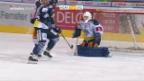 Video «Ambri holt gegen Zug erstmals Punkte» abspielen