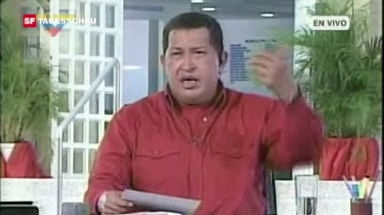 Chavez in Rage