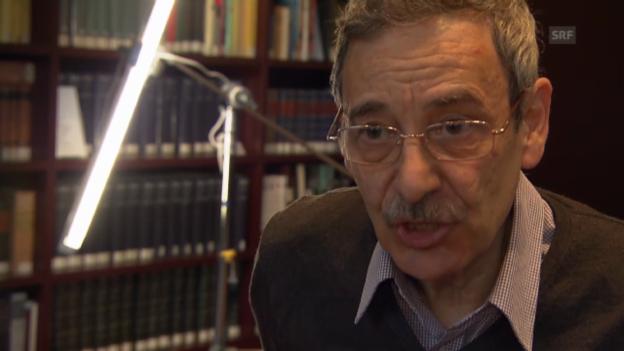 Video «Haddad: «Die irakische Gesellschaft ist uns Syrern nicht fremd.»» abspielen