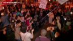 Video «Streikende Lehrer in Brasilien» abspielen