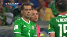 Link öffnet eine Lightbox. Video Der 139. Einsatz: Marquez wird gegen Neuseeland eingewechselt abspielen