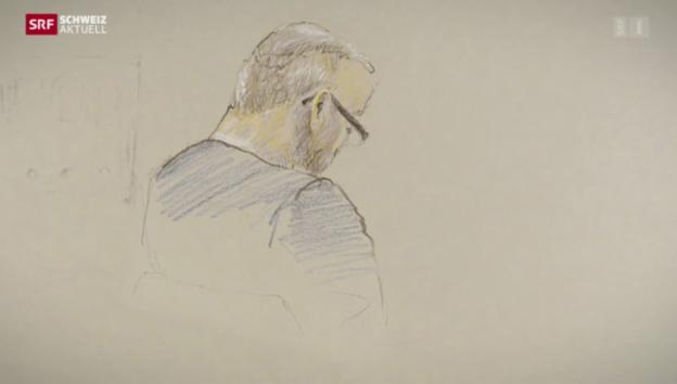 Video «Urteil im Missbrauchs-Prozess» abspielen