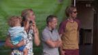 Video «Junior Focus Trophy: Fabien Rohrer trimmt Kids im Golfen» abspielen