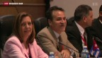 Video «Diplomatische Gespräche zwischen USA und Kuba aufgenommen» abspielen