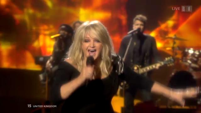 Grossbritannien - Bonnie Tyler mit «Believe In Me»