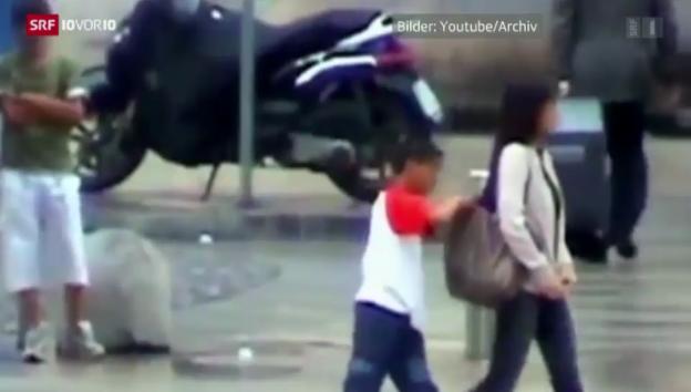 Video «Minderjährige Kriminaltouristen» abspielen