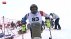Video «Ski-Weltcup für Behinderte» abspielen