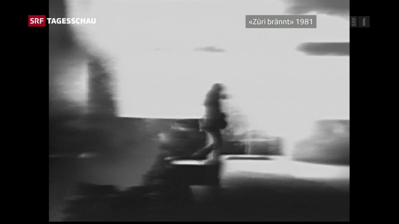 Videos aus den Achtzigern im Landesmuseum
