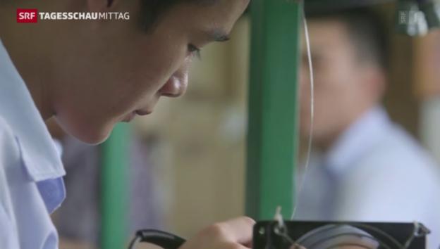 Video «Das grosse Polittreffen in Peking» abspielen