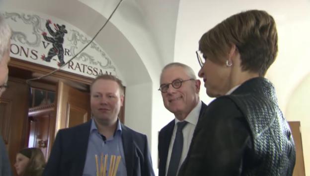 Video «Regierung in AR noch nicht komplett – zweiter Wahlgang nötig» abspielen