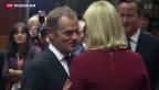 Video «Wahl von EU-Spitzenvertretern» abspielen