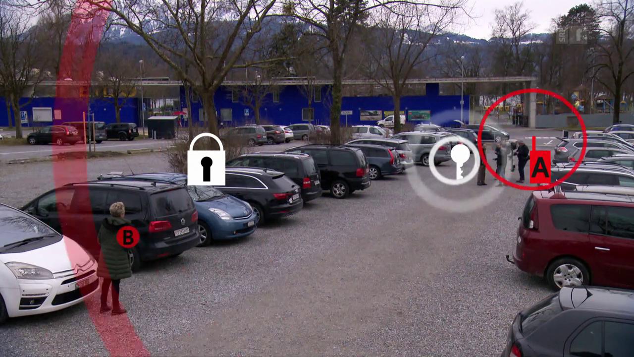 Autos mit Keyless-System: Knacken leicht gemacht