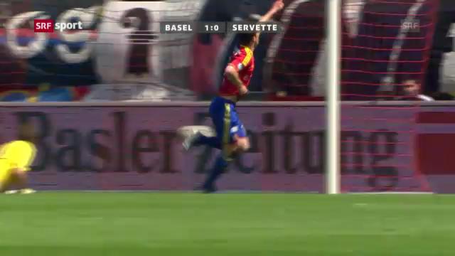 SL: Basel - Servette