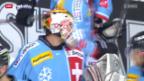 Video «Eishockey: Testländerspiel Schweiz - Russland» abspielen