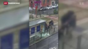 Video «Verhaftungen von Terrorverdächtigen» abspielen