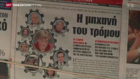 Video «Stillstand bei den Verhandlungen mit Griechenland» abspielen