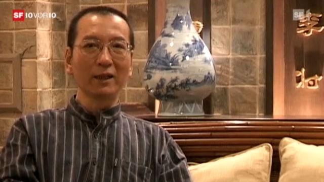 Liu Xiaobo erhält den Friedensnobelpreis