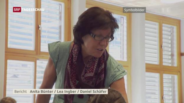 Video «Lehrerinnen blitzen vor Bundesgericht ab» abspielen